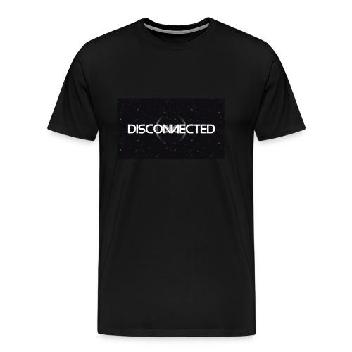 Disconnected Full name - Mannen Premium T-shirt