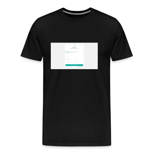 03_Register_Shop - Männer Premium T-Shirt