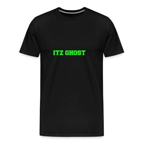 ITZ GHOST - Men's Premium T-Shirt