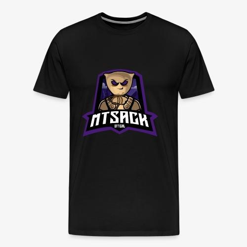 MTsack official Logo - Men's Premium T-Shirt
