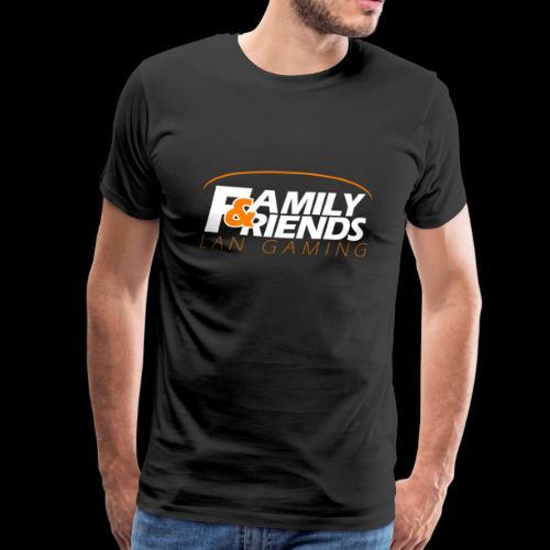 F&F Logo - Männer Premium T-Shirt