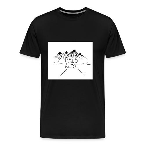 PALO ALTO California - Camiseta premium hombre