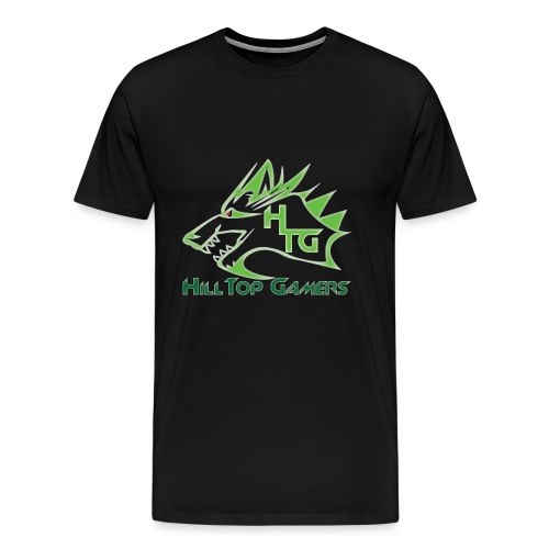 HillTop Gamers - Men's Premium T-Shirt
