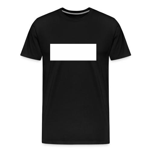 White Bar - Männer Premium T-Shirt