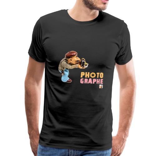 GcHighTecht, thémes sciences et technologies - T-shirt Premium Homme