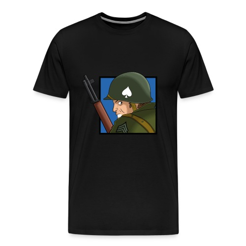M1 - Camiseta premium hombre