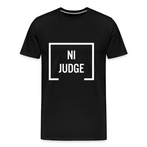 Ni judge - Mannen Premium T-shirt