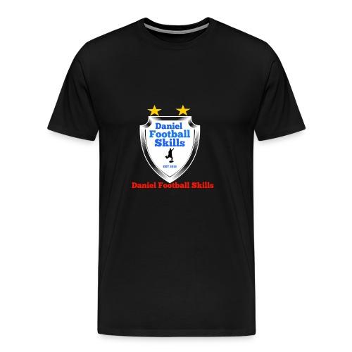 Daniel Football Skills - Men's Premium T-Shirt