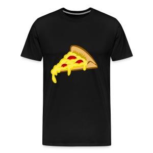 IF IT FITS MY SHIRT PIZZA? - Mannen Premium T-shirt