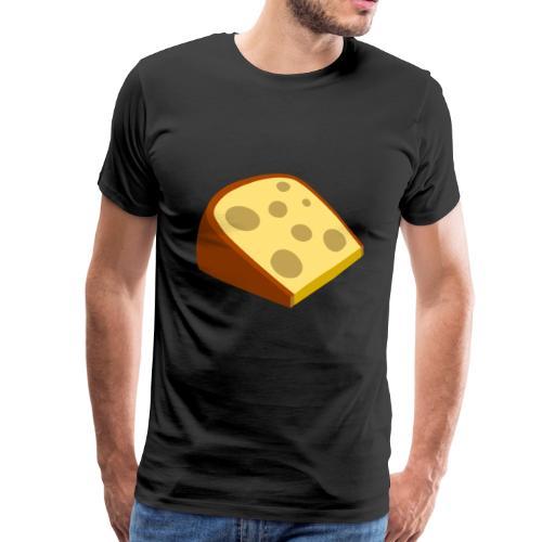 cheese - Männer Premium T-Shirt
