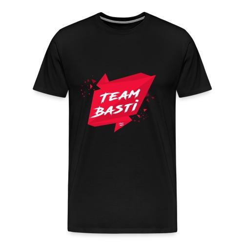 Team Basti Graffity - Männer Premium T-Shirt