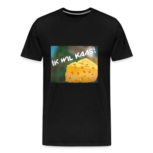 DeGeldigeKaas Merchandise - Mannen Premium T-shirt