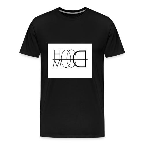 HOODMOOD T-shirt Basic - Maglietta Premium da uomo