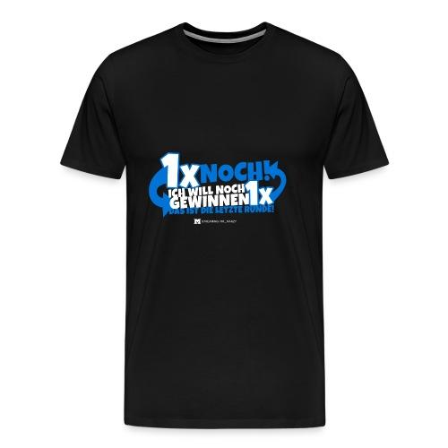 Letzte Runde, Homies! (Dark) - Männer Premium T-Shirt