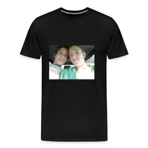 Dominik16 - Männer Premium T-Shirt