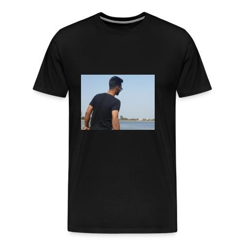 011 - Men's Premium T-Shirt