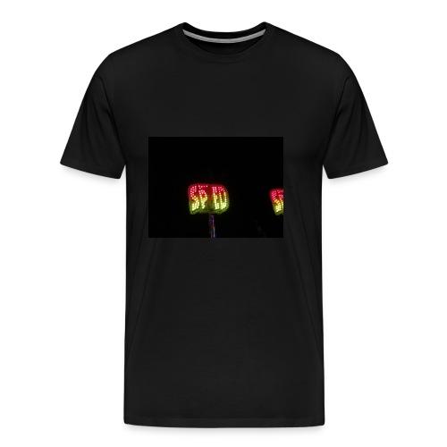 Speed Deamon - Männer Premium T-Shirt