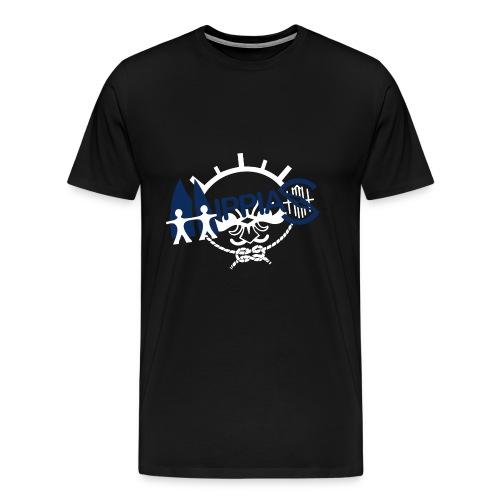 hippias logo - Mannen Premium T-shirt