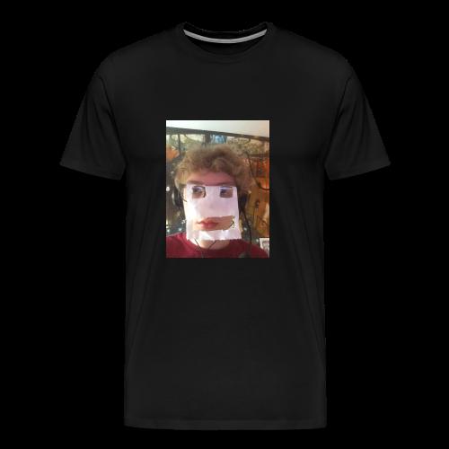 Cyberman Isaac - Men's Premium T-Shirt