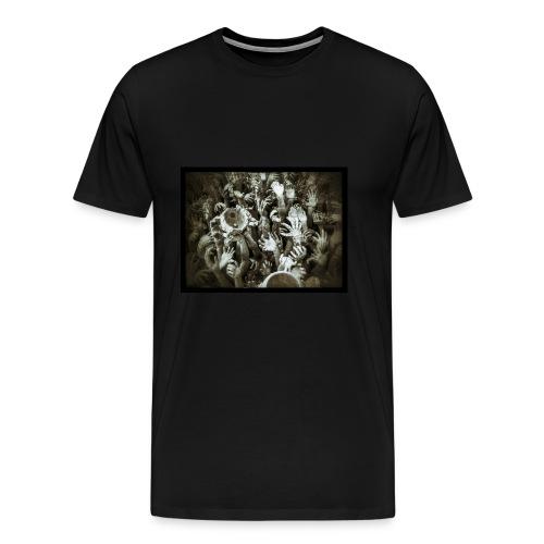 Hell Hands - Maglietta Premium da uomo