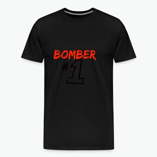 bomber1-png - Maglietta Premium da uomo