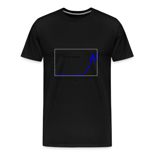 Fingmugg - Premium-T-shirt herr