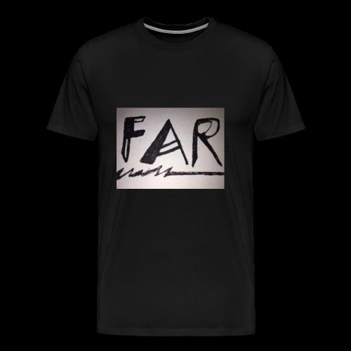 D - T-shirt Premium Homme