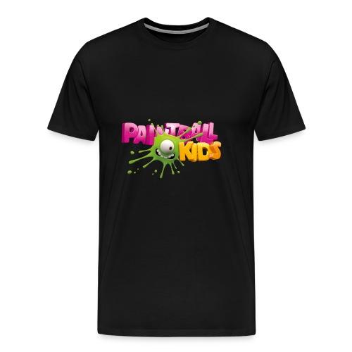 Paintball Kids - Männer Premium T-Shirt