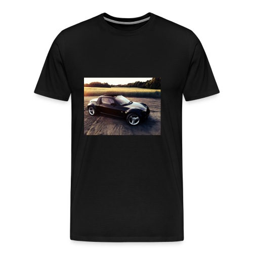Smart Roadster - Männer Premium T-Shirt