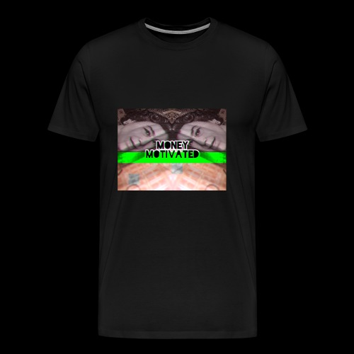 MONEY MOTIVATED - Men's Premium T-Shirt