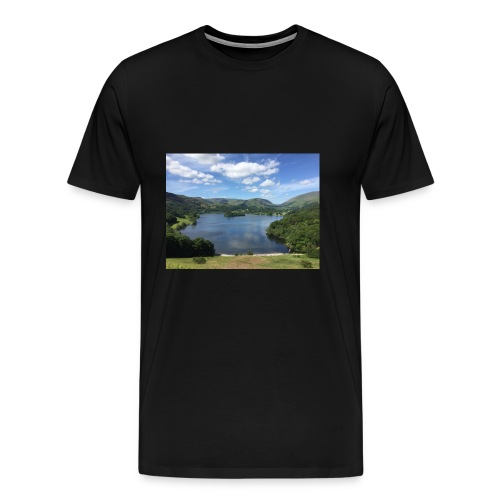 Summer in The Lakes - Men's Premium T-Shirt