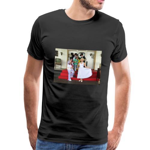 Das Gruppen Foto - Männer Premium T-Shirt