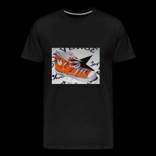 Schuhe - Männer Premium T-Shirt