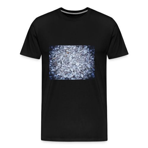 no shrimps, i love......fund esign© by ART ELISA - Männer Premium T-Shirt