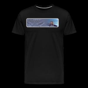Radio PARALAX Classic-Logo - Männer Premium T-Shirt