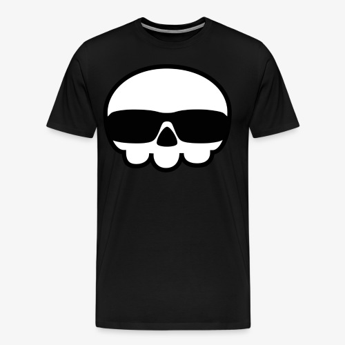 Arragash Skull - Männer Premium T-Shirt