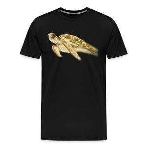 Explorer Turtle - Männer Premium T-Shirt
