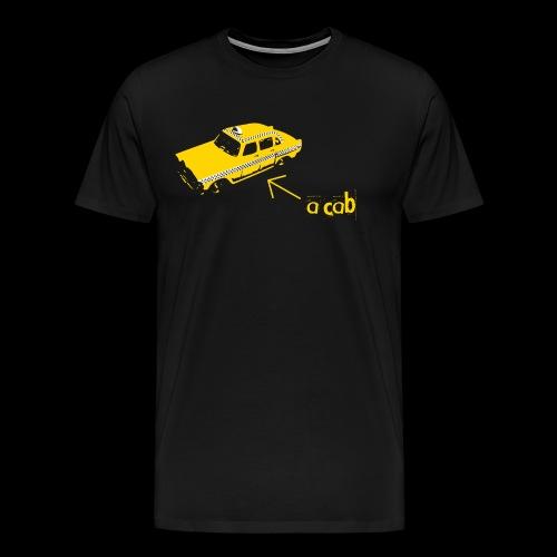 A CAB - Männer Premium T-Shirt