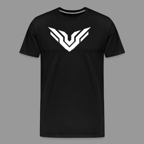 Kie JC Logo The Viper - Men's Premium T-Shirt