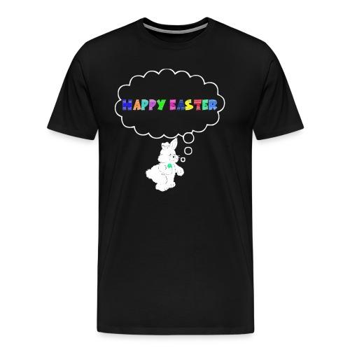 HappyEaster - Männer Premium T-Shirt