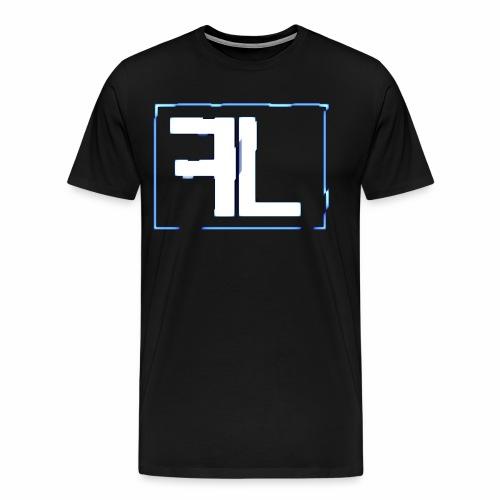 FL Logo - Männer Premium T-Shirt
