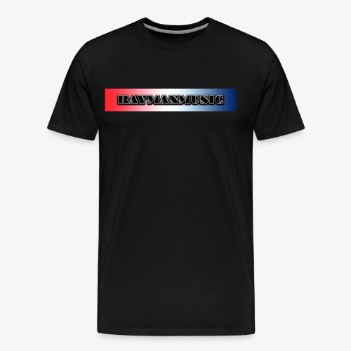Rayman Exclusive Banner - Premium T-skjorte for menn