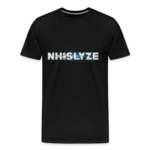 NH Slyze Fan Shirt Selfmade - Männer Premium T-Shirt