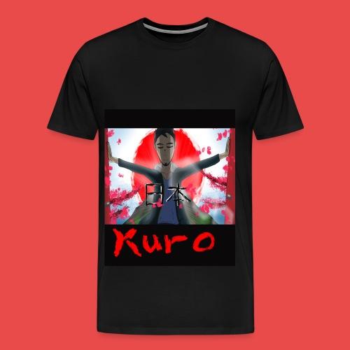 kuro fanart - Männer Premium T-Shirt