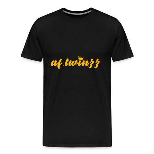af.twinzz Clothing - Men's Premium T-Shirt