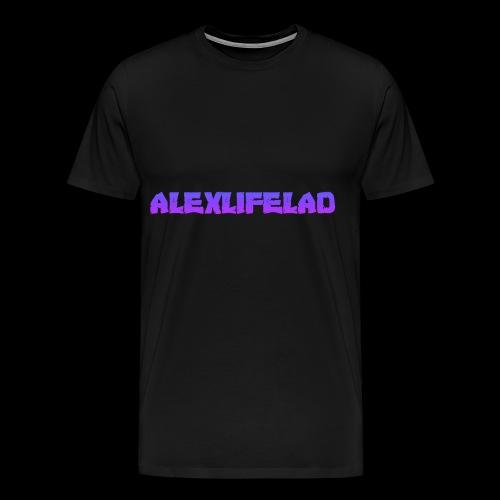 AlexLifeLad - Men's Premium T-Shirt