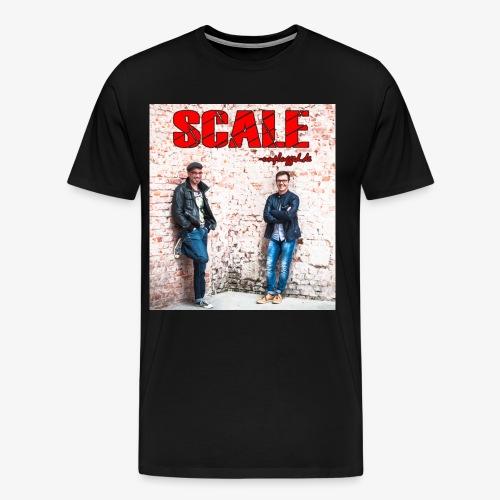 SCALE unplugged Foto - Männer Premium T-Shirt