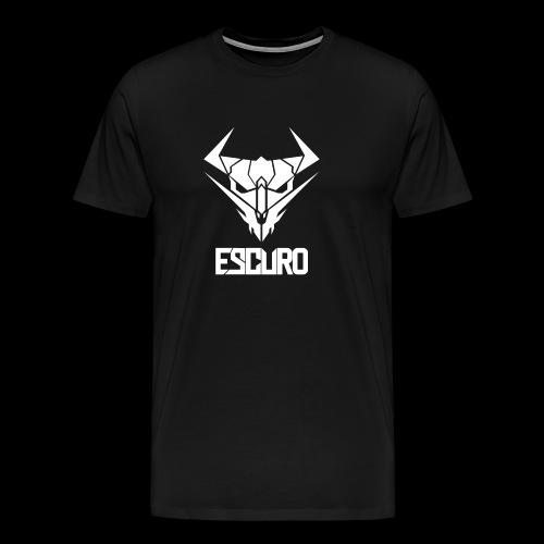 Escuro Merchandise - Mannen Premium T-shirt