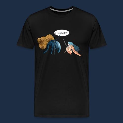 Einsiedlerkrebse - Männer Premium T-Shirt