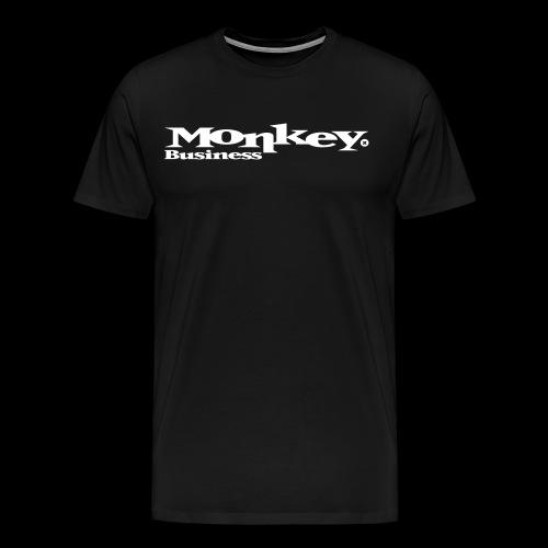 Monkey Business - T-shirt Premium Homme